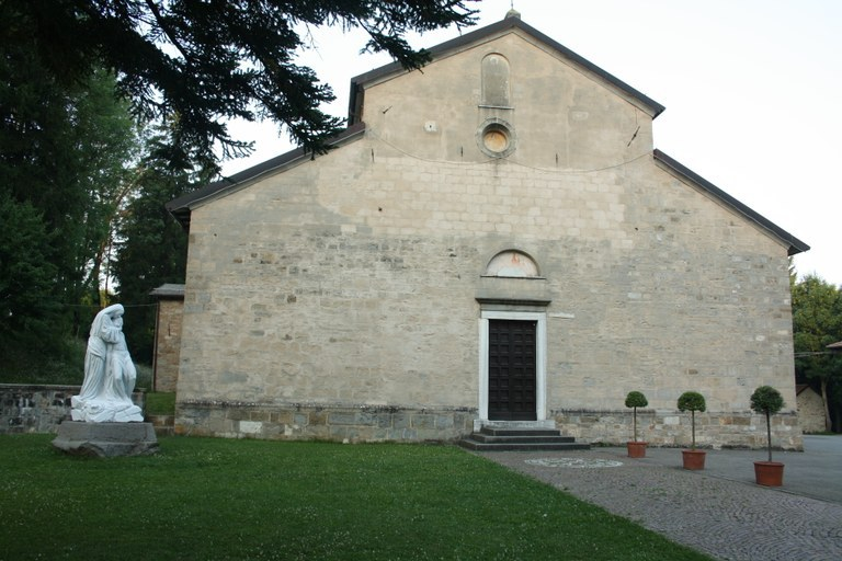 Church of Santa Maria e San Claudio - Frassinoro