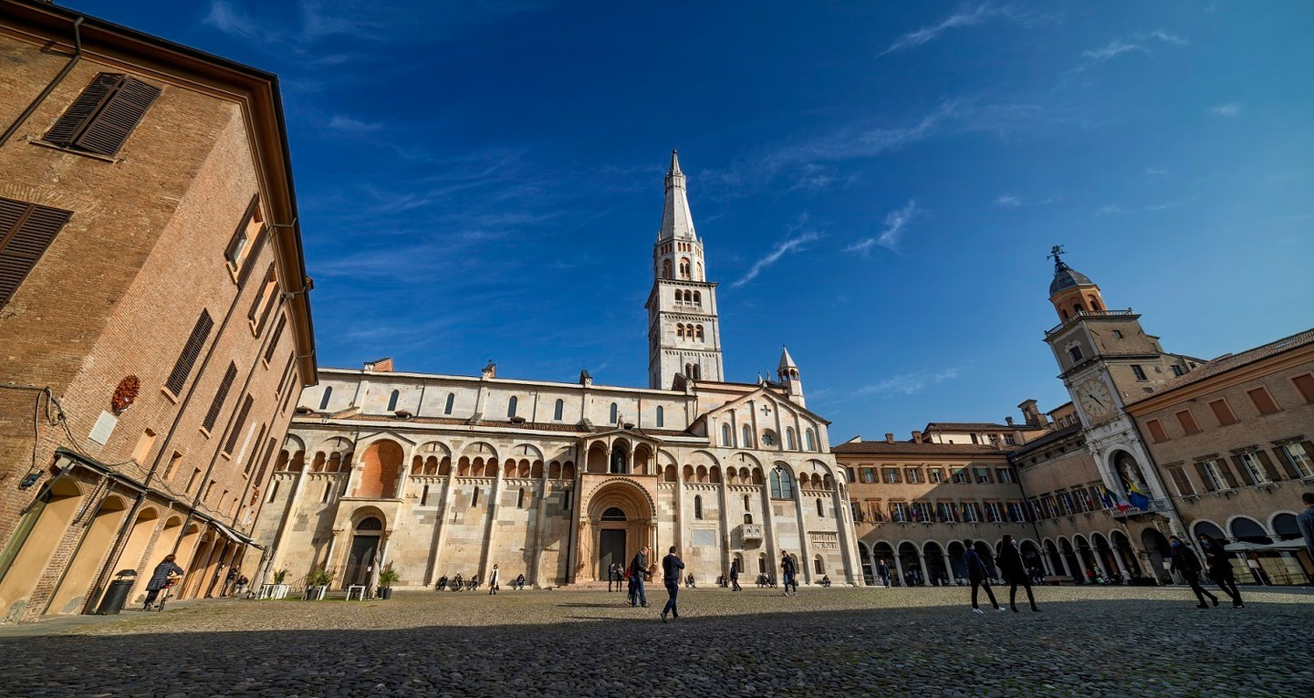 Modena Unesco site