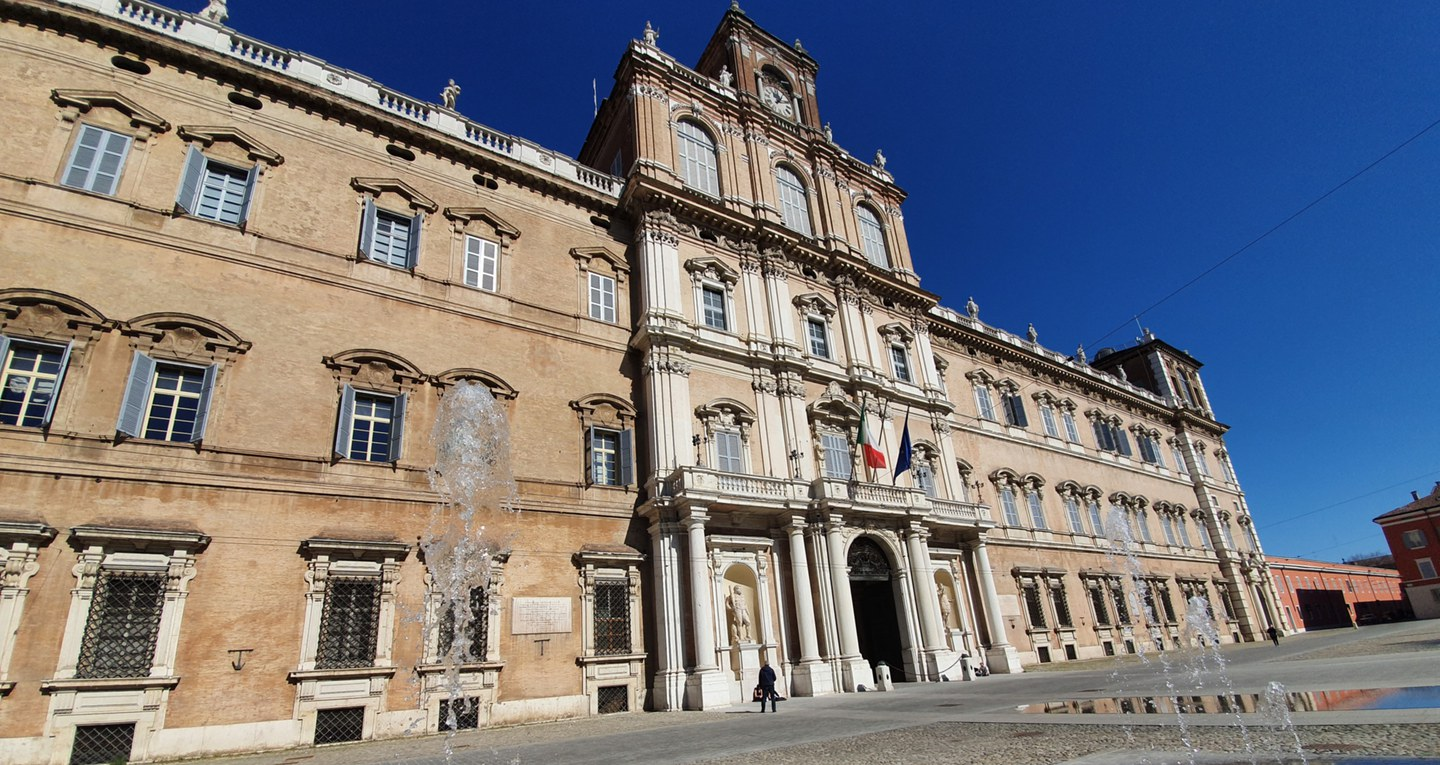 Via Vandelli: From the Ducal Palace in Modena to the Ducal Palace in Massa