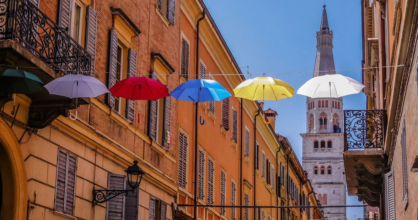 Forty-eight-hours in Modena